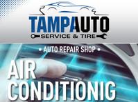 Tampa Auto Service & Tire (6) - Car Repairs & Motor Service