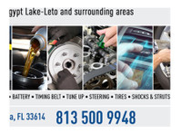 Tampa Auto Service & Tire (8) - Car Repairs & Motor Service