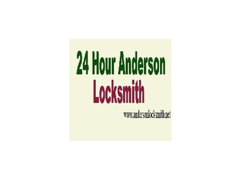 24 Hour Anderson Locksmith - Security services