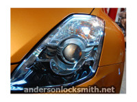 24 Hour Anderson Locksmith (3) - Security services