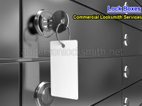 24 Hour Anderson Locksmith (6) - Security services