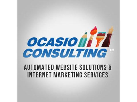 Ocasio Consulting - Webdesign