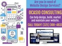 Ocasio Consulting (6) - Webdesign
