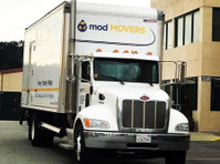 Mod Movers (3) - Removals & Transport