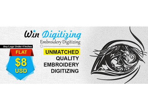 Win Digitizing - Webdesign