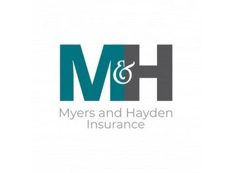 Myers & Hayden Insurance - Insurance companies