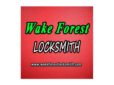 Wake Forest Locksmith - Security services
