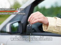 Wake Forest Locksmith (2) - Security services