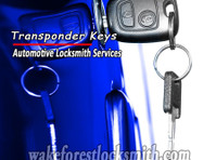 Wake Forest Locksmith (3) - Security services
