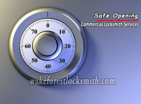 Wake Forest Locksmith (4) - Security services