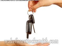 Wake Forest Locksmith (5) - Security services