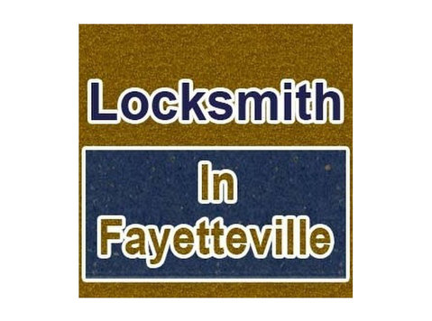 Locksmith In Fayetteville - Security services
