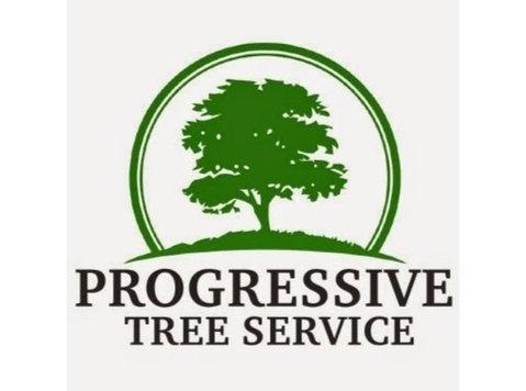 Progressive Tree Service - Gardeners & Landscaping