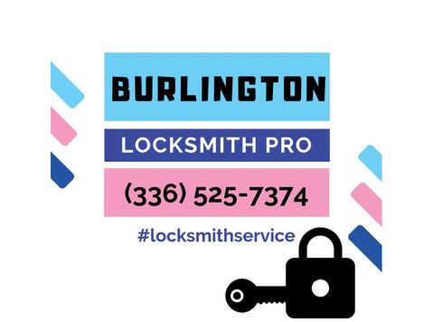 Burlington Locksmith Pro - Home & Garden Services