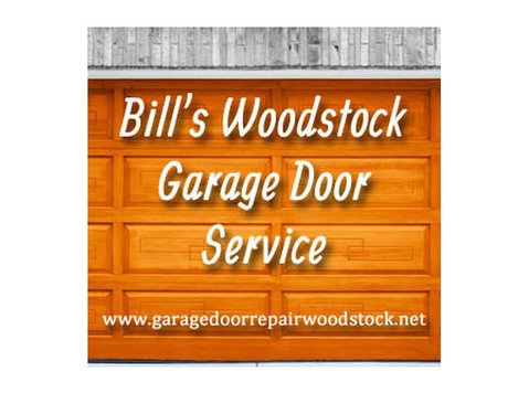 Bill's Woodstock Garage Door Service - Home & Garden Services