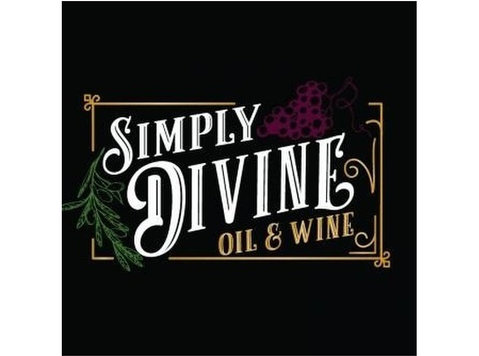Simply Divine Oil & Wine - Wine