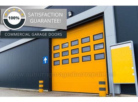 Auburn Garage Repair Services - Construction Services