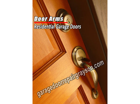 Grayson Garage Door Pros - Construction Services