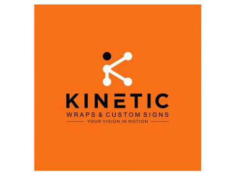 Kinetic Wraps and Custom Signs - Print Services