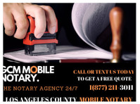GCM Mobile Notary (1) - Notaries