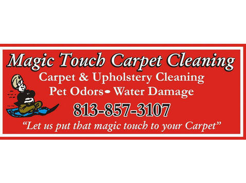 Magic Touch Carpet Cleaning of Tampa - Cleaners & Cleaning services