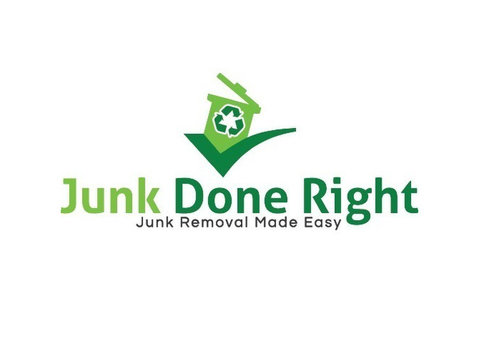 Junk Done Right - Home & Garden Services