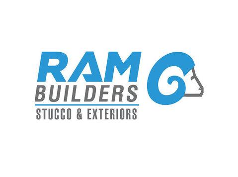 Ram Builders Stucco & Exteriors - Servicios de Construcción