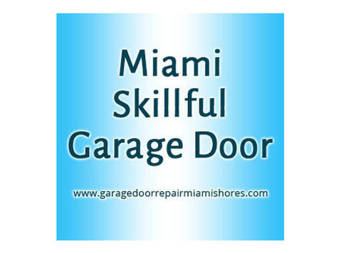 Miami Skillful Garage Door - Security services