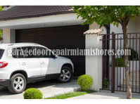 Miami Skillful Garage Door (1) - Security services