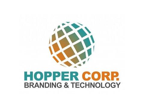 Hopper Corp. - Webdesign