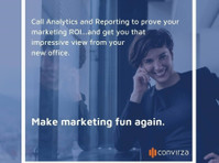 Convirza - Call Tracking Software and Marketing Analytics (3) - Marketing & PR