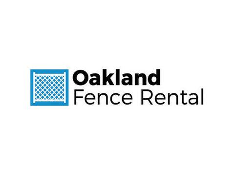 Oakland Fence Rental - Property Management