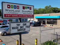 WashLand Laundromat - Cleaners & Cleaning services