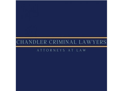 Chandler Criminal Lawyer - Lawyers and Law Firms