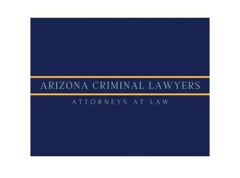 Arizona Criminal Lawyer - Commercial Lawyers