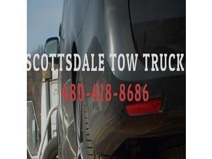 Scottsdale Tow Truck - Car Transportation