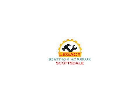 Legacy Heating And Ac Repair Scottsdale - Plumbers & Heating