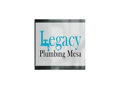 Legacy Plumbing Mesa - Plumbers & Heating