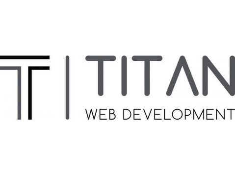 Titan Web Development - Webdesign