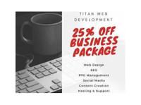 Titan Web Development (2) - Webdesign