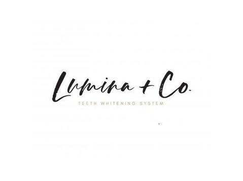 Lumina + Co. Teeth Whitening System - Dentists