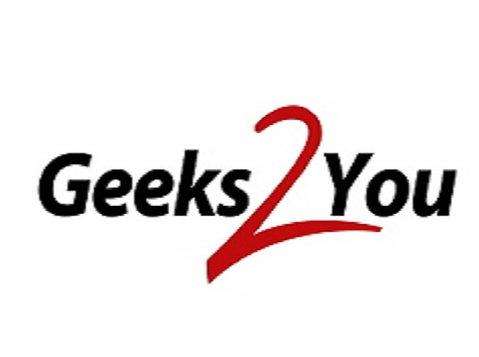 Geeks 2 You Computer Repair - Scottsdale - Computer shops, sales & repairs