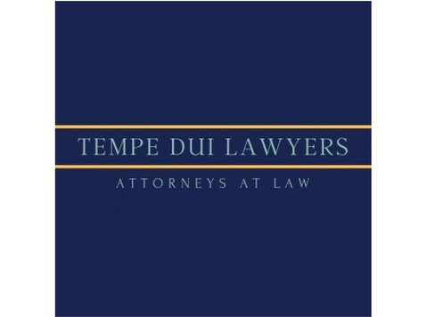 Tempe DUI Lawyer - Lawyers and Law Firms