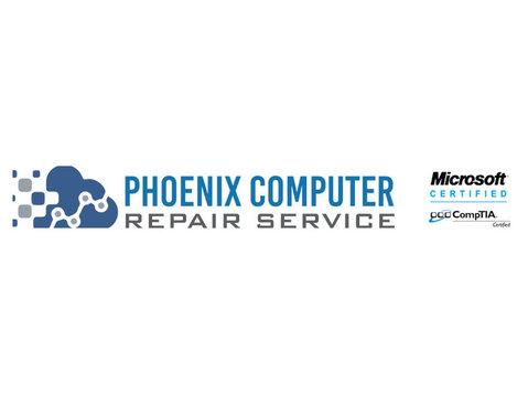 Phoenix Computer Repair Service - Computer shops, sales & repairs