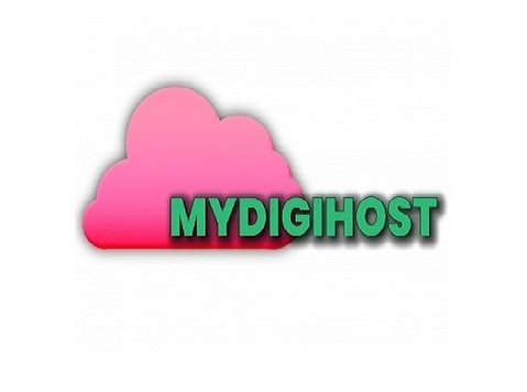 Mydigihost - Webdesign
