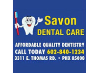Savon Dental Care Llc - Tandartsen
