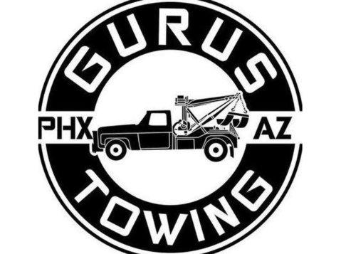 Guru's Towing - Car Transportation