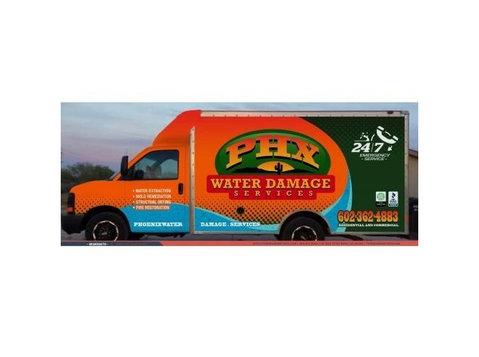 Phoenix Water Damage Services - Home & Garden Services