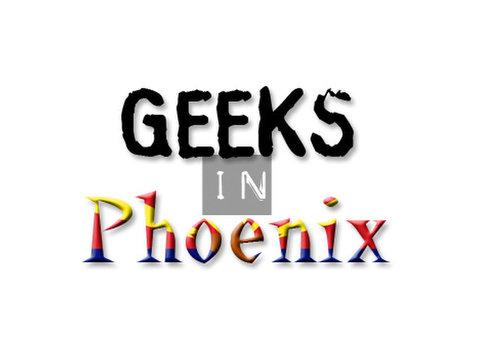 Geeks in Phoenix - Computer shops, sales & repairs