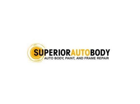 Superior Auto Body - Car Repairs & Motor Service